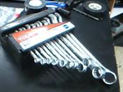 HYPER TOUGH Wrench 11-PIECE COMBINATION WRENCH SET